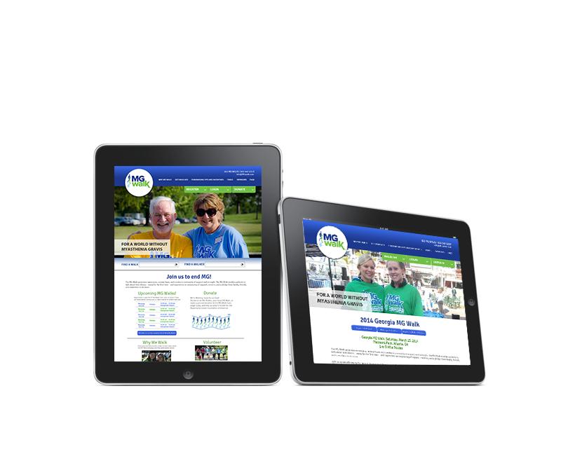 website design for non profit organisation
