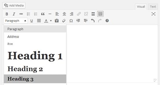 wp-font-size